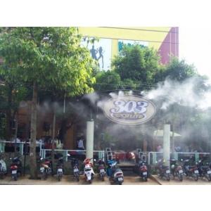 Hệ thống phun sương làm mát Đà Nẵng