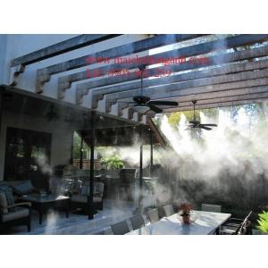 Lắp đặt máy phun sương Nha Trang