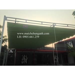 Làm mái hiên giá rẻ tại Đà Nẵng