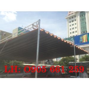 Bạt xếp di động 2 tầng tại Bình Định