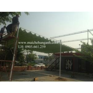 Mái xếp di động Nha Trang