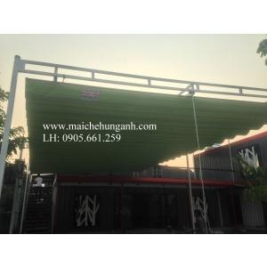Mái xếp di động Quảng Nam