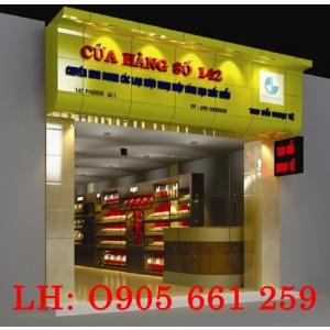 Mặt dựng alu tại Quảng Nam