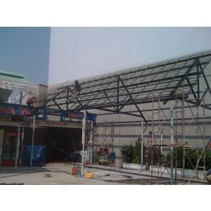 Nhà thép tiền chế KCN Hòa Cầm