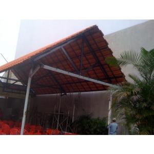 Thi công nhà tiền chế tại Đà Nẵng